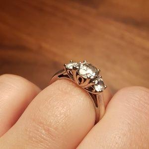Jewelry - Wedding ring engagement promise